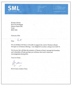 SML letter