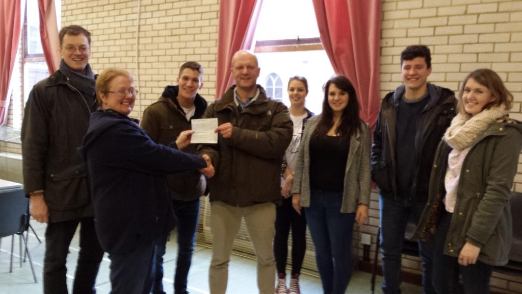 St Dunstans Cheque